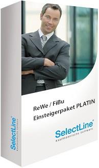 ReWe / Fibu Einsteigerpaket PLATIN (inkl. 1 Arbeitsplatz + Anlagenbuchhaltung)