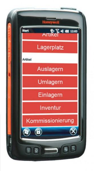 Lager-App